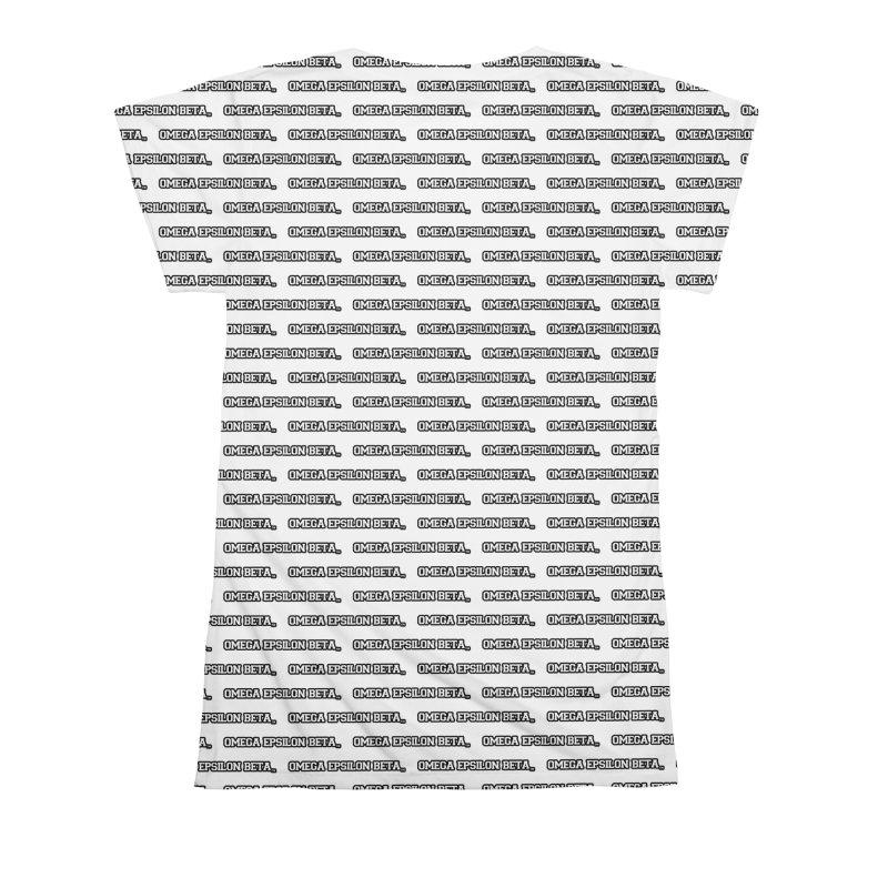 OMEGA EPSILON BETA™ | omegaepsilonbeta.com Women's All Over Print by WebBadge Merch Shop
