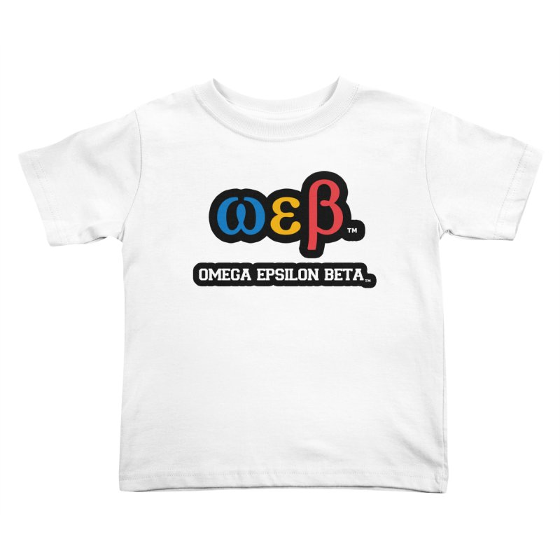 Kids None by WebBadge Merch Shop