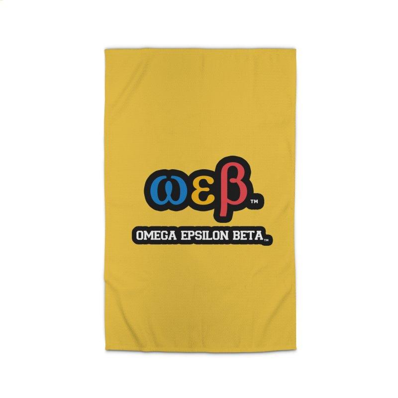 OMEGA EPSILON BETA™ | omegaepsilonbeta.com Home Rug by WebBadge Merch Shop