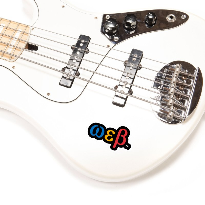 OMEGA EPSILON BETA™ Style 2 | omegaepsilonbeta.com Accessories Sticker by WebBadge Merch Shop