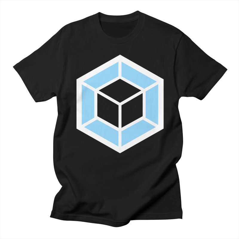 Transparencey Men's T-Shirt by webpack developer outfitters