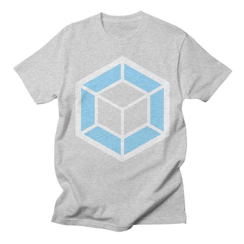 Transparencey Men's Regular T-Shirt by webpack developer outfitters