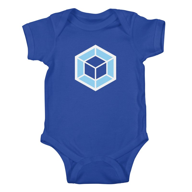 Transparencey Kids Baby Bodysuit by webpack developer outfitters