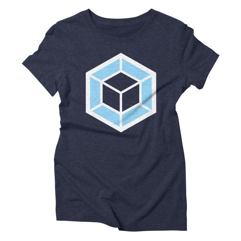 Transparencey Women's T-Shirt by webpack developer outfitters