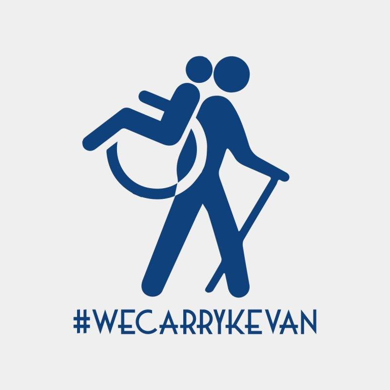 #WECARRYKEVAN by We Carry Kevan