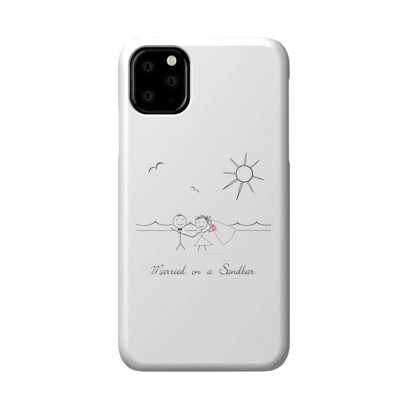 Married On A Sandbar Accessories Phone Case by Married on a Sandbar!