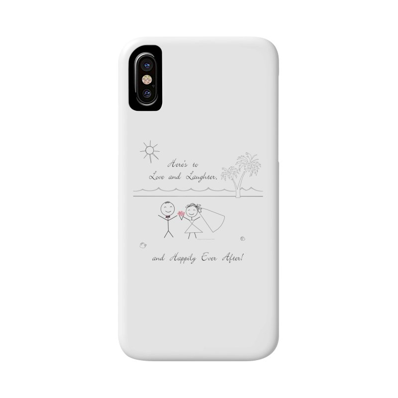 Happily Ever After Accessories Phone Case by Married on a Sandbar!