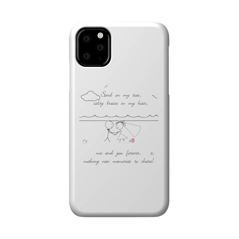 Memories Accessories Phone Case by Married on a Sandbar!