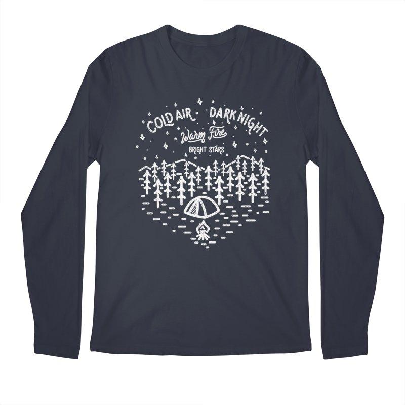 CAMPER Men's Longsleeve T-Shirt by wege on threadless
