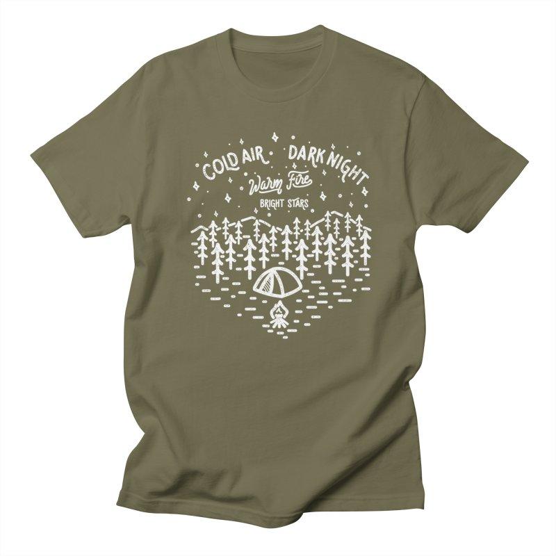 CAMPER Men's T-shirt by wege on threadless