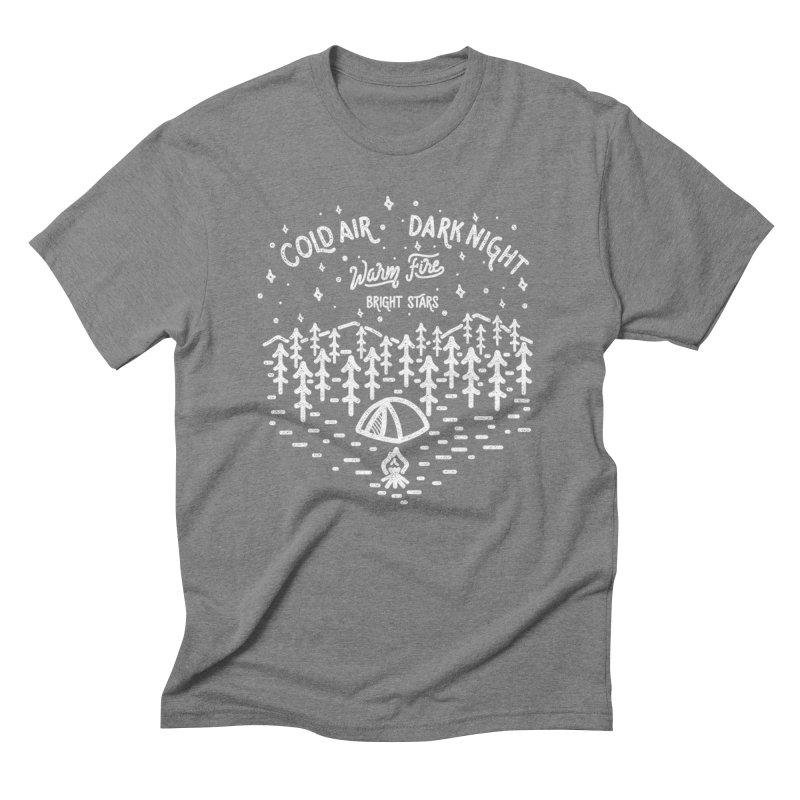CAMPER Men's Triblend T-Shirt by wege on threadless