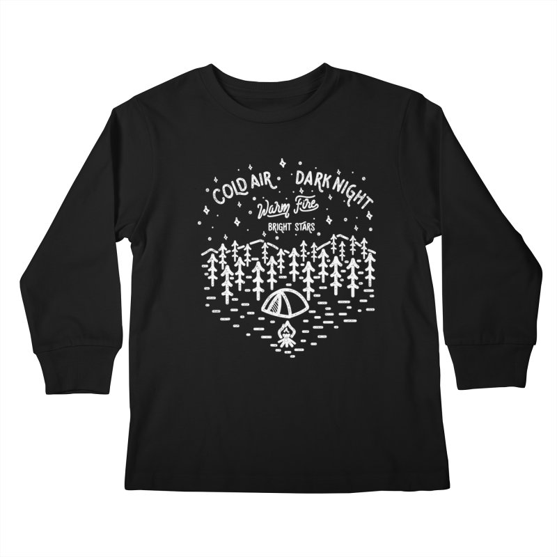 CAMPER Kids Longsleeve T-Shirt by wege on threadless