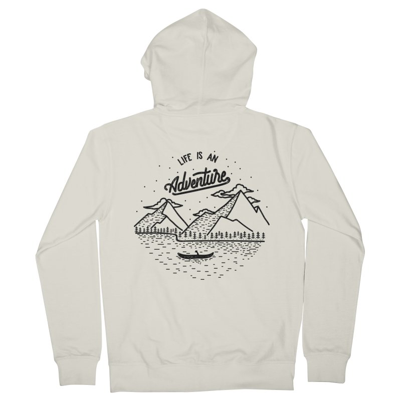 ADVNTR Women's Zip-Up Hoody by wege on threadless