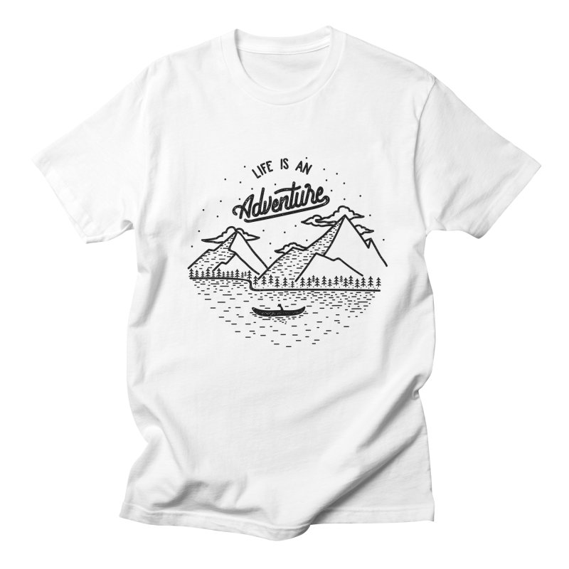 ADVNTR Women's Unisex T-Shirt by wege on threadless