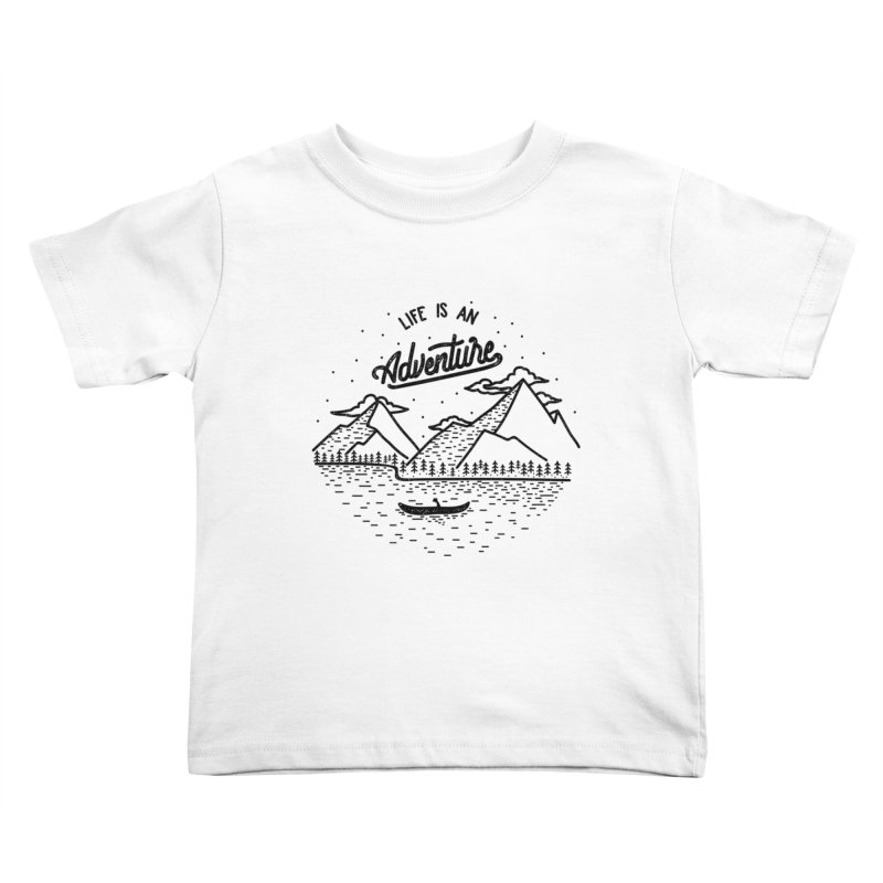 ADVNTR Kids Toddler T-Shirt by wege on threadless