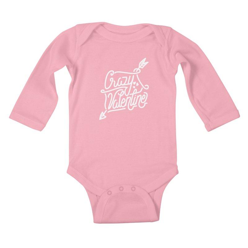 Craz Val Kids Baby Longsleeve Bodysuit by wege on threadless