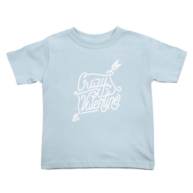 Craz Val Kids Toddler T-Shirt by wege on threadless