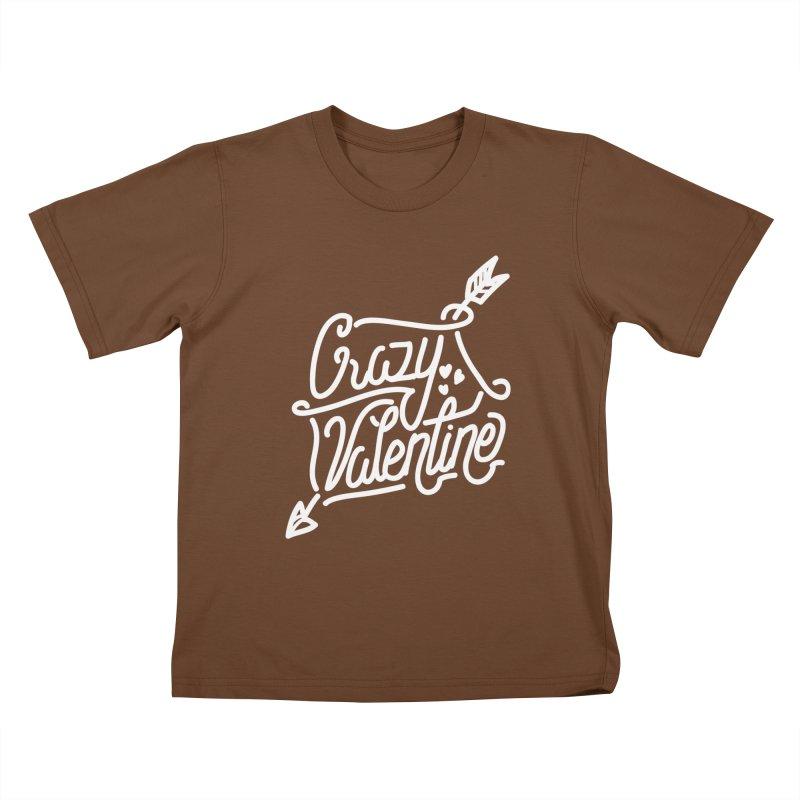 Craz Val Kids T-shirt by wege on threadless