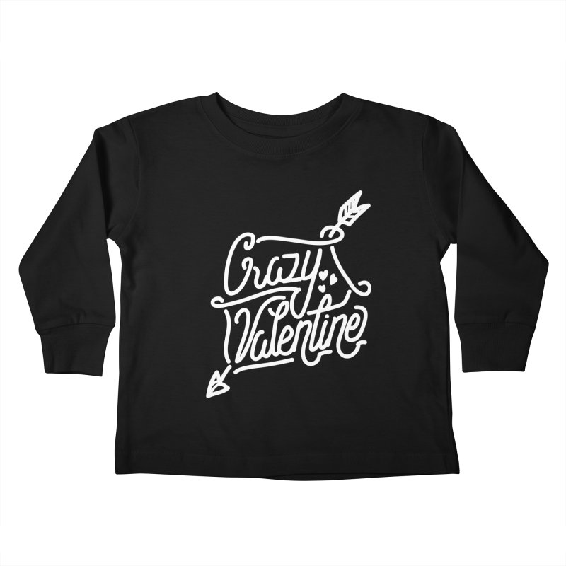 Craz Val Kids Toddler Longsleeve T-Shirt by wege on threadless