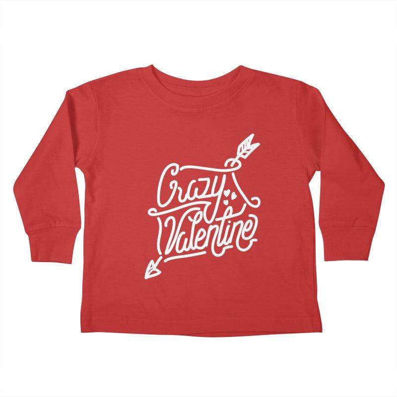 Craz Val Kids Toddler Longsleeve T-Shirt by wege on threadless
