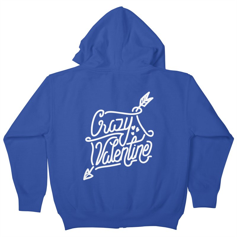 Craz Val Kids Zip-Up Hoody by wege on threadless