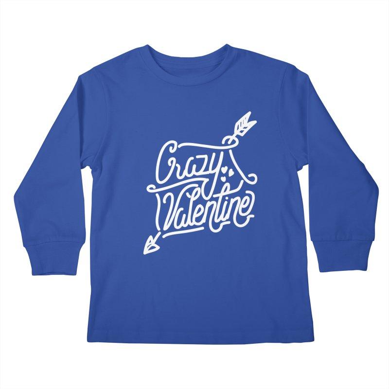 Craz Val Kids Longsleeve T-Shirt by wege on threadless