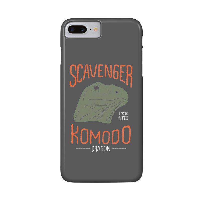 Scavenger Komodo Accessories Phone Case by wege on threadless