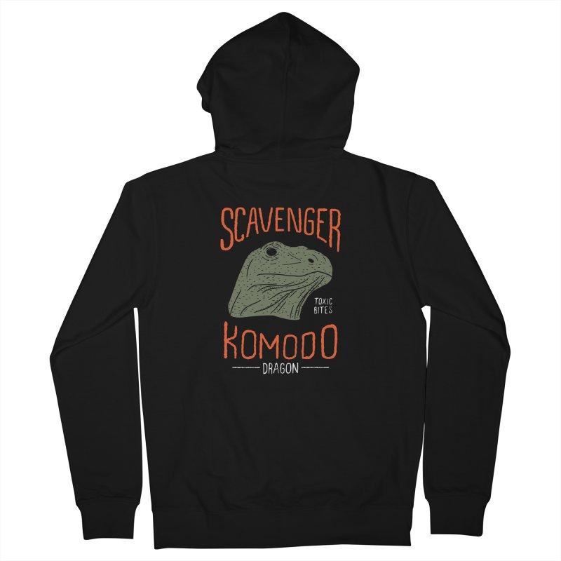Scavenger Komodo Women's Zip-Up Hoody by wege on threadless
