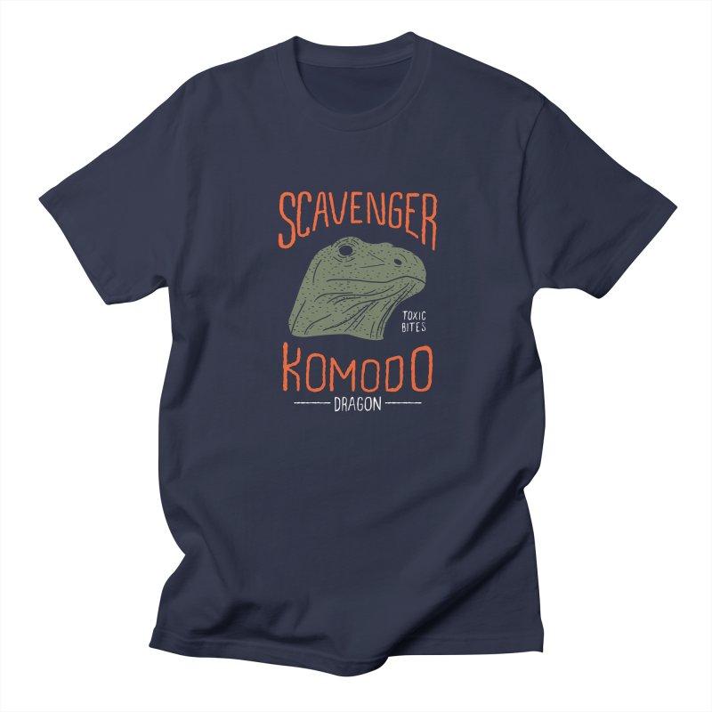 Scavenger Komodo Women's Unisex T-Shirt by wege on threadless