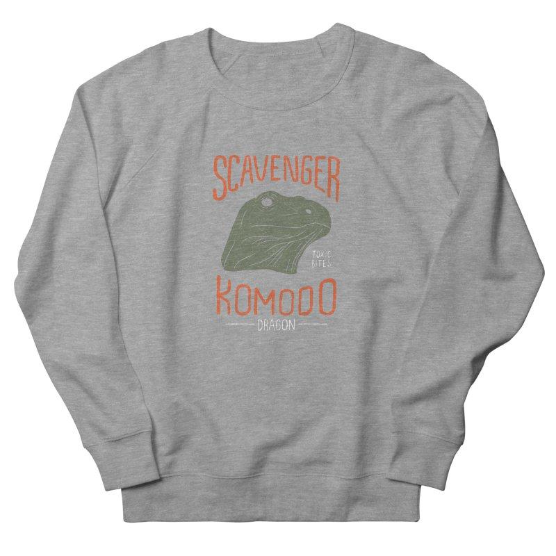 Scavenger Komodo Men's Sweatshirt by wege on threadless