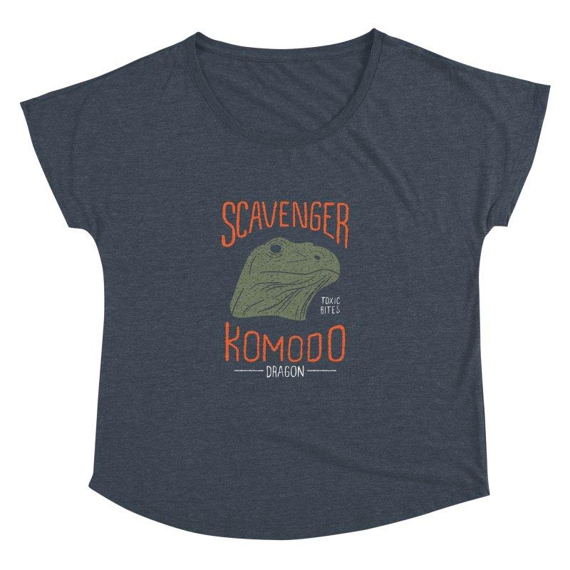 Scavenger Komodo Women's Dolman by wege on threadless