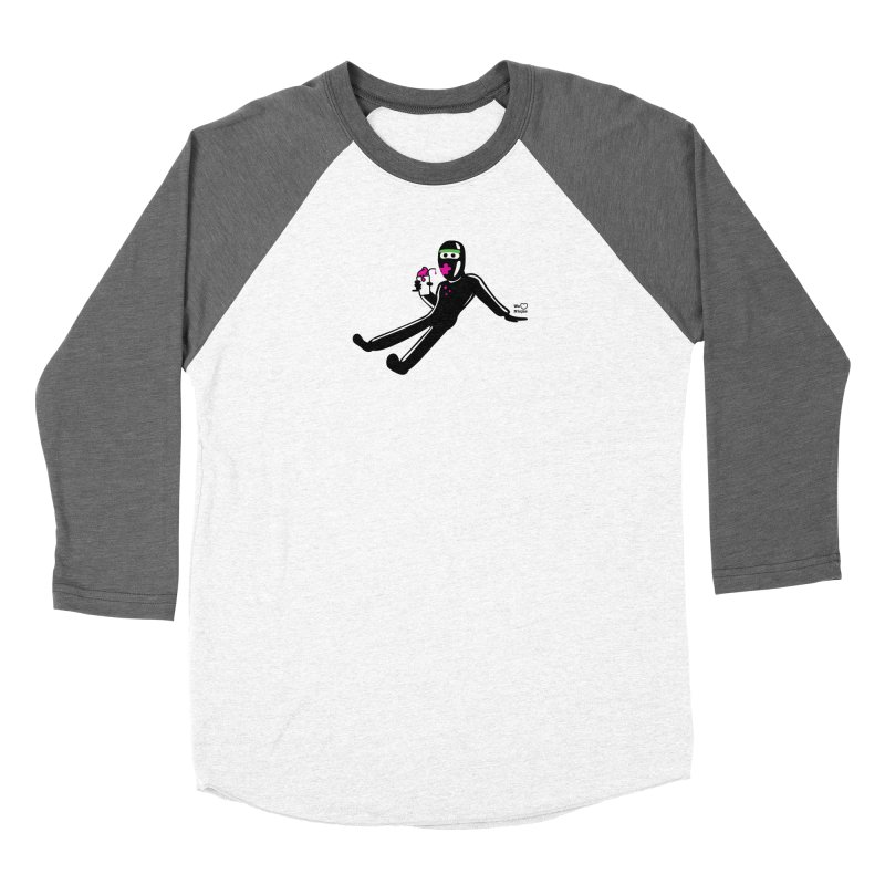 Might as well go for a slurpee Women's Baseball Triblend Longsleeve T-Shirt by Weheartninjas's Artist Shop