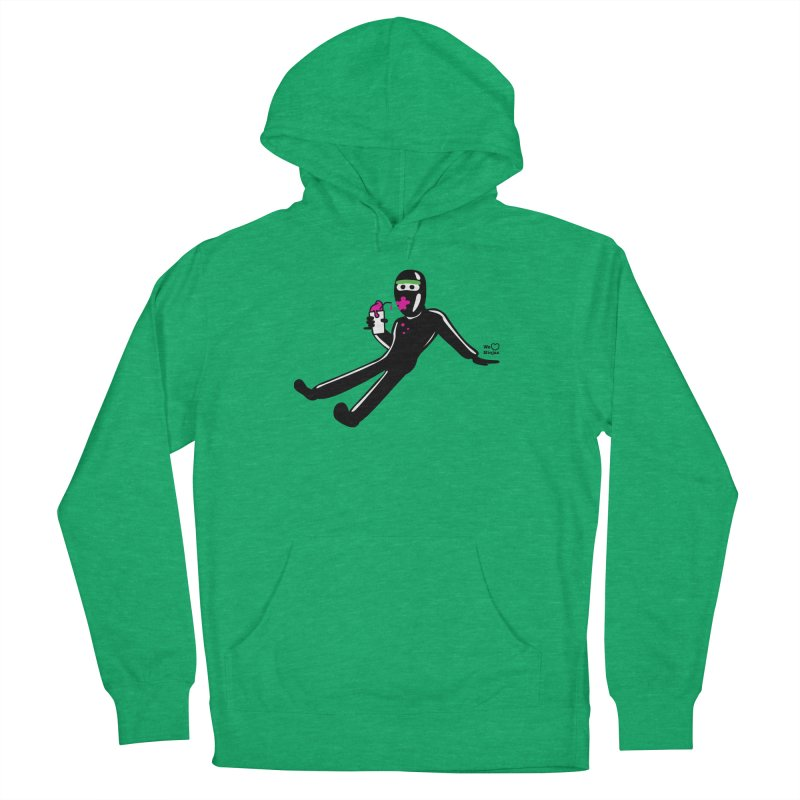 Might as well go for a slurpee Women's Pullover Hoody by Weheartninjas's Artist Shop