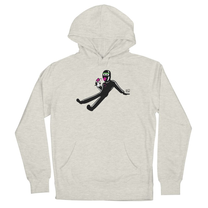 Might as well go for a slurpee Women's French Terry Pullover Hoody by Weheartninjas's Artist Shop