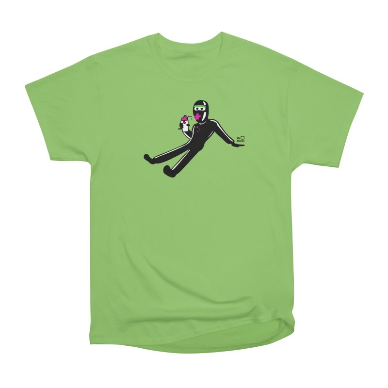 Might as well go for a slurpee Men's Heavyweight T-Shirt by Weheartninjas's Artist Shop