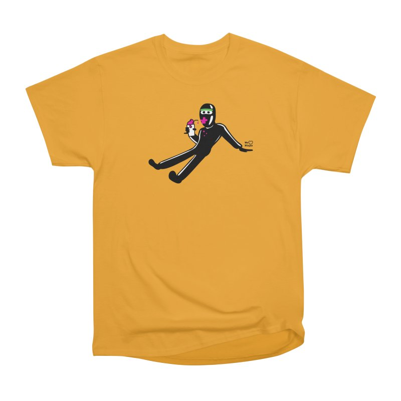 Might as well go for a slurpee Women's Heavyweight Unisex T-Shirt by Weheartninjas's Artist Shop