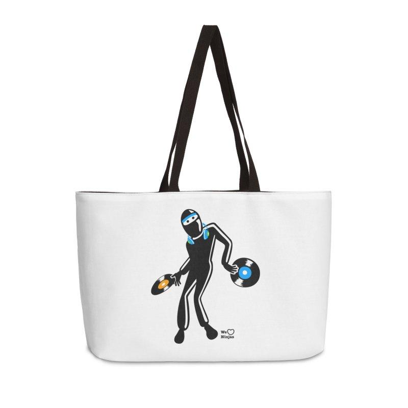 Sir Spins-salot Accessories Bag by Weheartninjas's Artist Shop