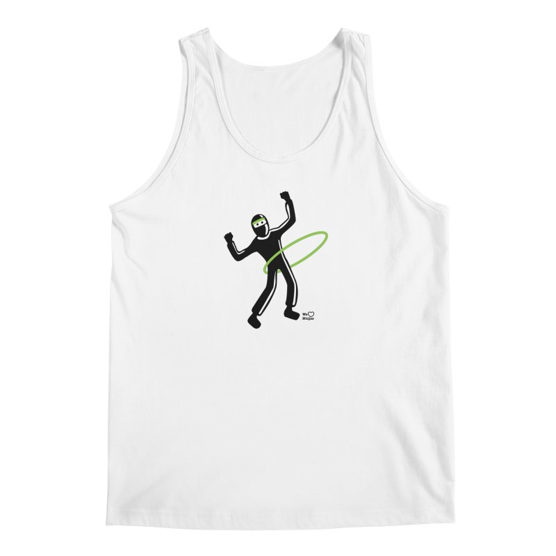 Hula Hoop Men's Regular Tank by Weheartninjas's Artist Shop