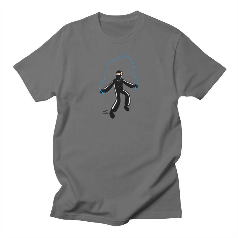 Skipping Rope Men's T-Shirt by Weheartninjas's Artist Shop