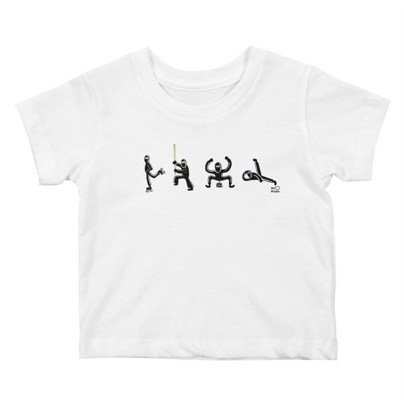 Kids None by Weheartninjas's Artist Shop