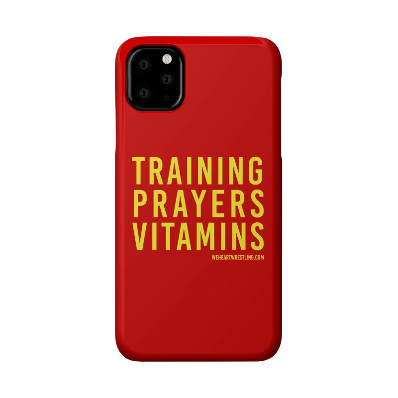 Commandments, Brother Accessories Phone Case by We Heart Wrestling