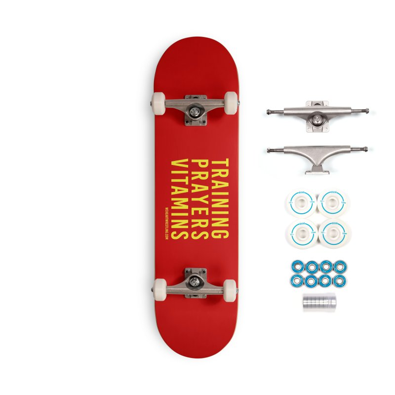 Commandments, Brother Accessories Complete - Basic Skateboard by We Heart Wrestling
