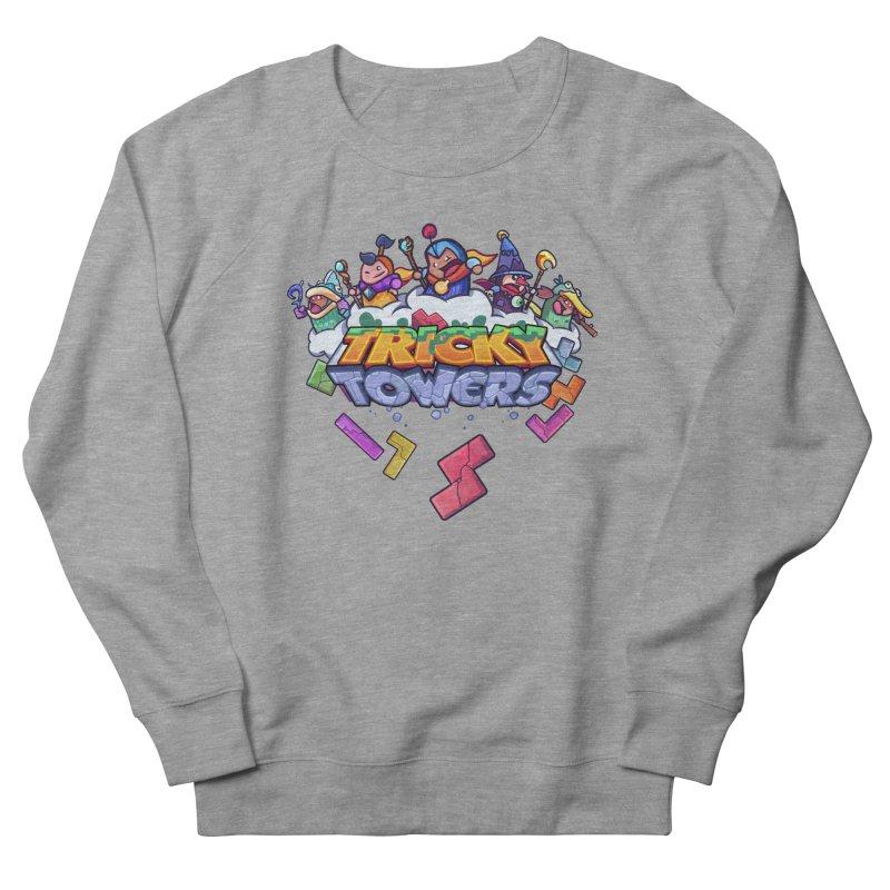 Tricky Towers Women's Sweatshirt by WeirdBeard Games Shop