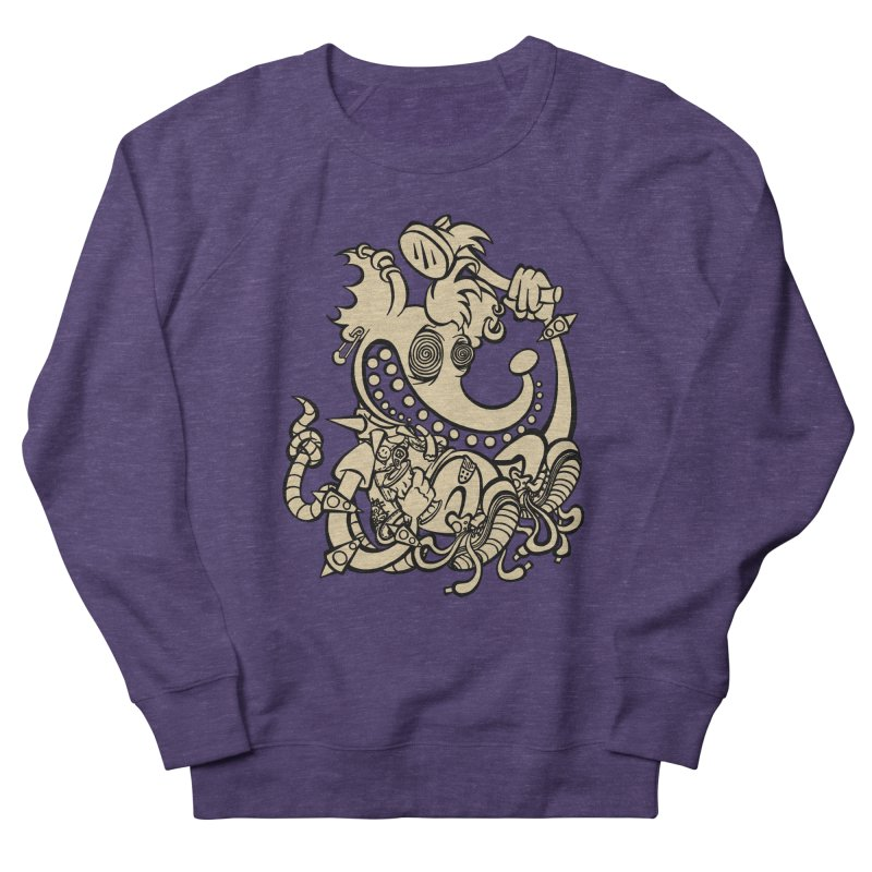 Jimmy's Rat Men's Sweatshirt by WEIRDLY RECORDS