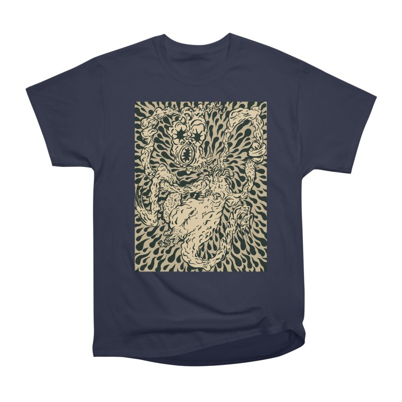 Jimmy's Creep Women's Classic Unisex T-Shirt by WEIRDLY RECORDS