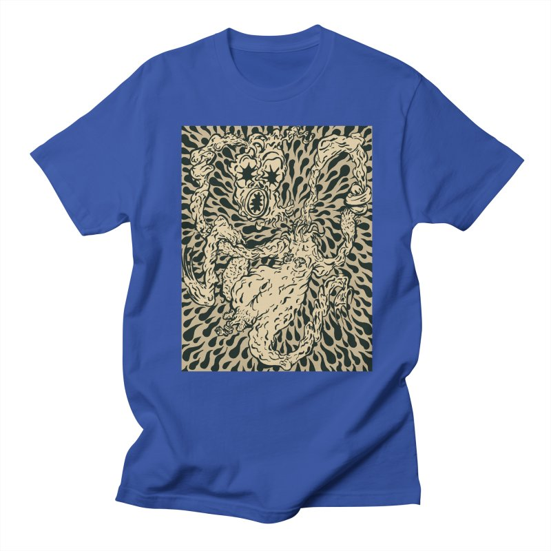 Jimmy's Creep Men's T-Shirt by WEIRDLY RECORDS