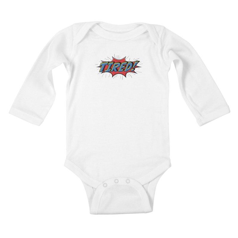 4a5f409a Shop Kids Baby Longsleeve Bodysuit | T-Shirts on Threadless by ...