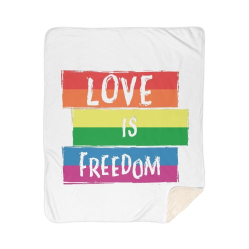 image for Love is freedom - Pride