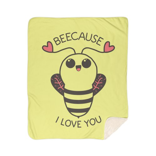 image for Beecause I love you
