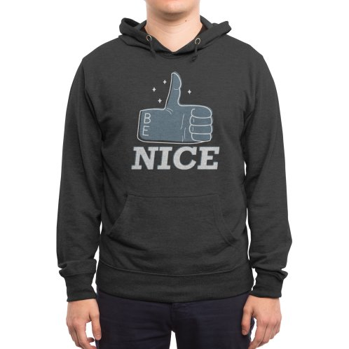 image for Be nice (white version)